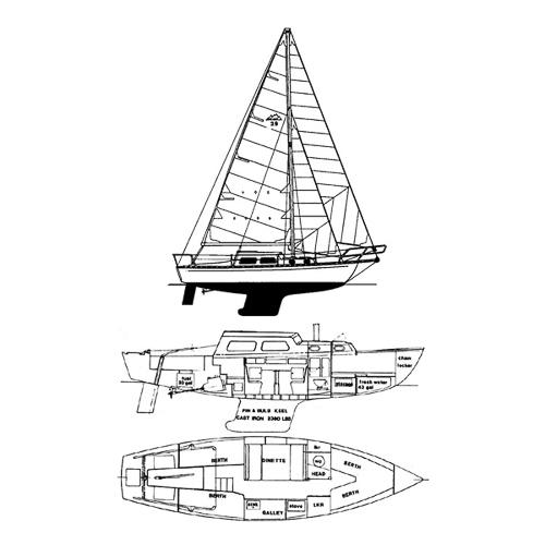 Illustration of a Cascade 29