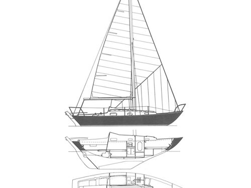 Illustration of a Contessa 26