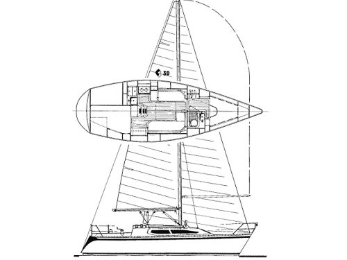 Illustration of a CS 30
