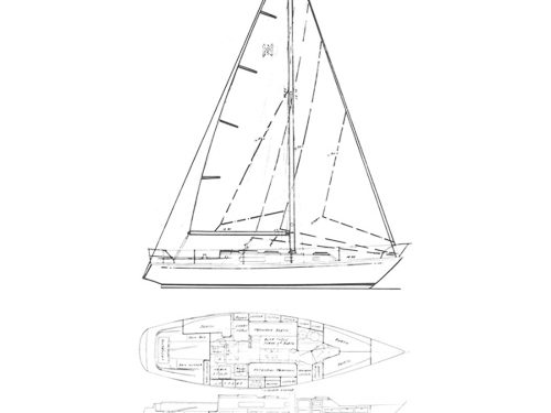 Illustration of a Heritage 35