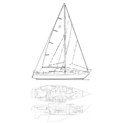 Illustration of a Heritage 35
