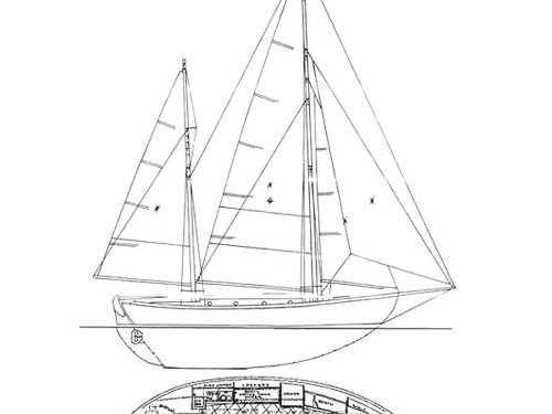 Illustration of an Ingrid 38