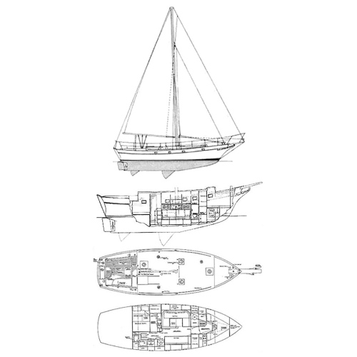 Illustration of a Krogen 38