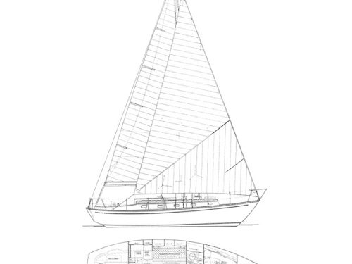 Illustration of a Mason 33