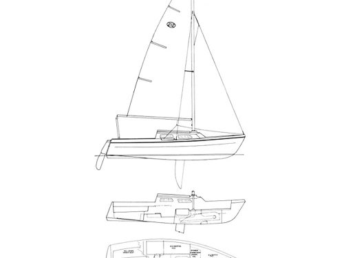 Illustration of a Newport 212
