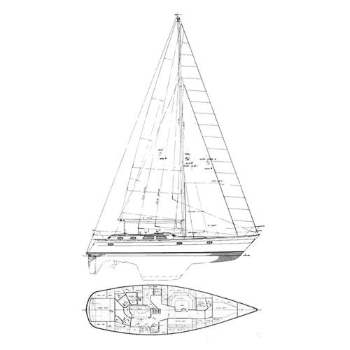 Illustration of a Norseman 447