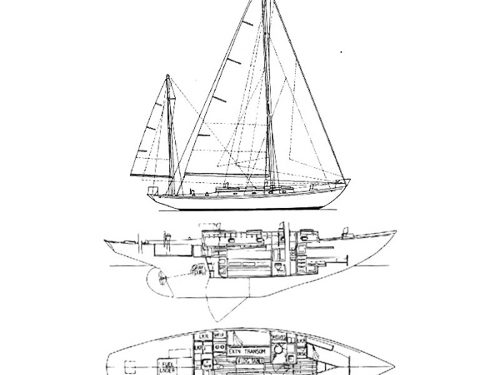 Illustration of a Rhodes 29
