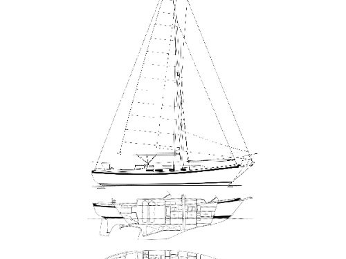 Illustration of a Souther Cross 39