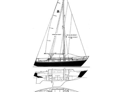 Illustration of a Yankee 30